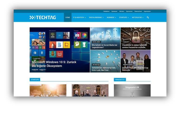techtag-website